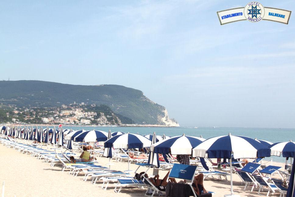 Bagni 24 – Stabilimento balneare Hotel Marcelli